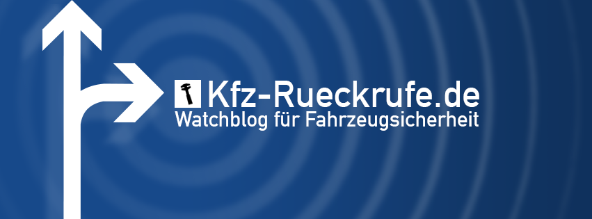 Informationen Zu Rückrufaktionen Für Fahrzeuge Kfz Rueckrufede