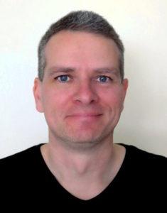 Porträt von Niko Ganzer, Autor des Blogs Kfz-Rueckrufe.de, von 2019