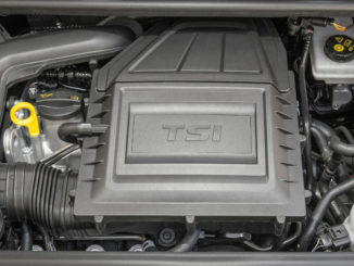 1.0 TSI Motor mit 66 kW / 90 PS im VW Up anno 2016