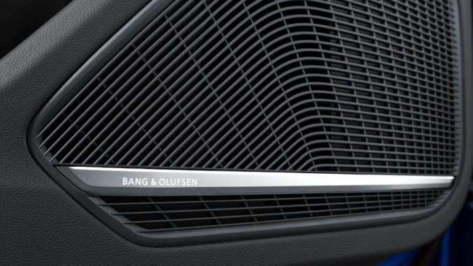 Audi A4 Bang & Olufsen Advanced Sound System mit 3D-Klang (3.9.2015)