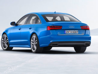 22.04.16 Foto Audi A6 Standaufnahme, Farbe: Hainanblau