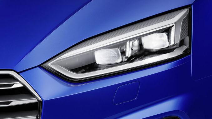 Matrix LED-Scheinwerfer Audi S5