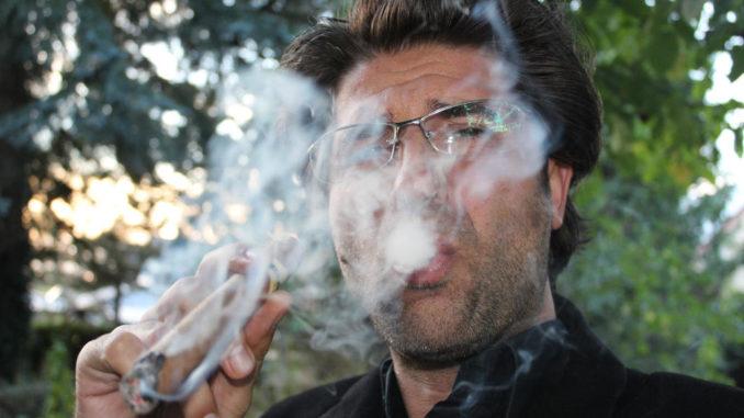 dosdal zigarre man rauch genuss portrait porträt