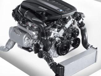 6-Zylinder Dieselmotor von BMW (04/2011)