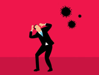 coronavirus virus angst verstecken gesundheit