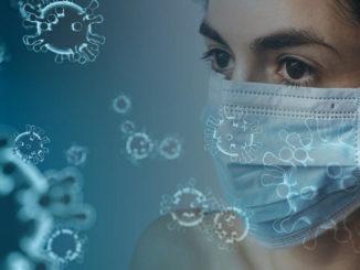 Virus Schutzmaske Corona Covid