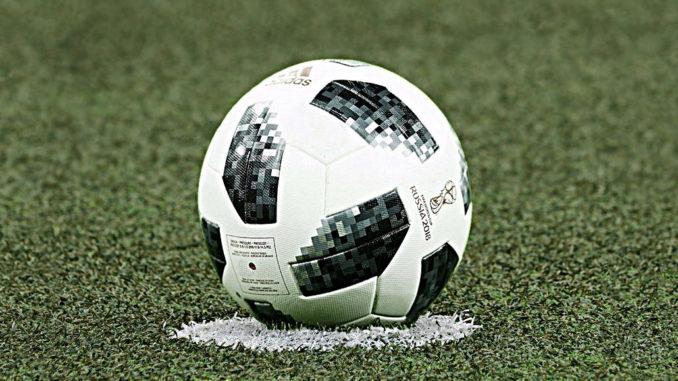 fußball anpfiff beginn mittelpunkt fussball ball
