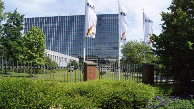 Dienstsitz des Kraftfahrt-Bundesamts in Flensburg