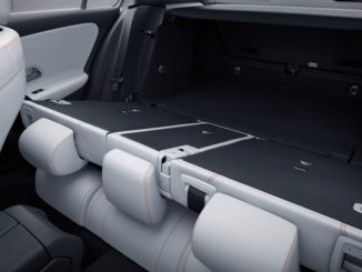Mercedes-Benz A-Klasse Laderaum, Koferraum, W177, Fond, umgeklappte Rückbank