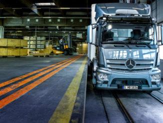 Mercedes-Benz Antos für den schweren Verteilerverkehr