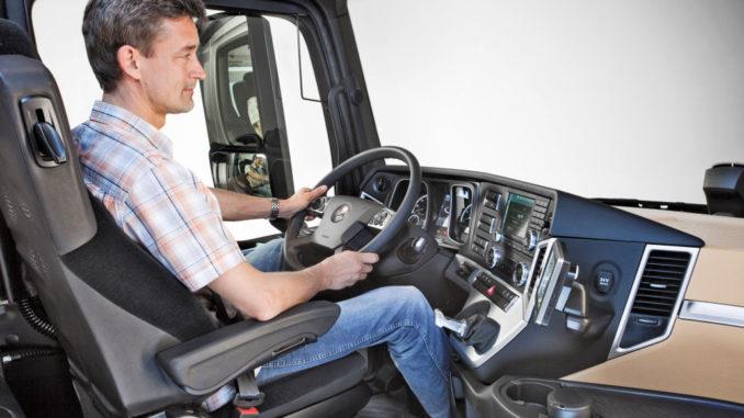 Mercedes-Benz Actros, Fahrerhaus, Interieur, Veröffentlichungsdatum: 29.06.2011