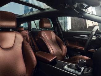 Innenraum des Opel Insignia Sports Tourer