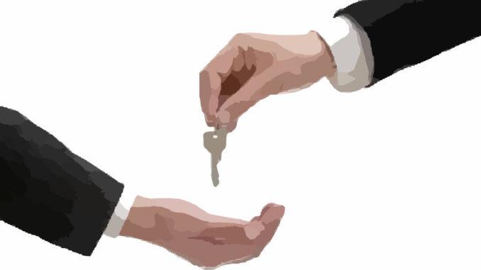 vereinbarung geschäft verkauf angebot vertrag schlüssel übergabe rückgabe
