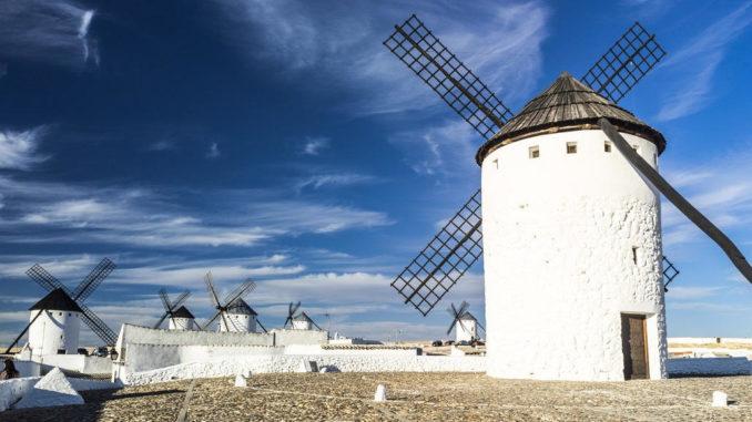 mühle wind schleifen tourist tourismus windmühle